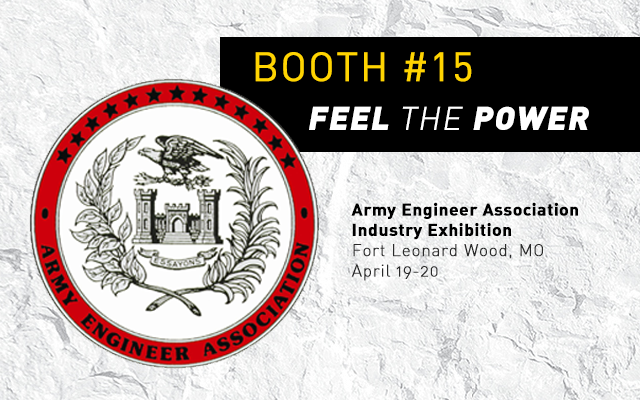 MB @ AEA Industry Exhibition, Booth #15