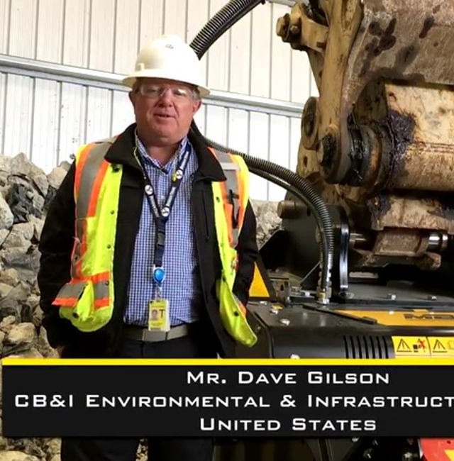 MB Testimonials: Mr. David Gilson from Chicago Bridge & Iron Company (CB&I)