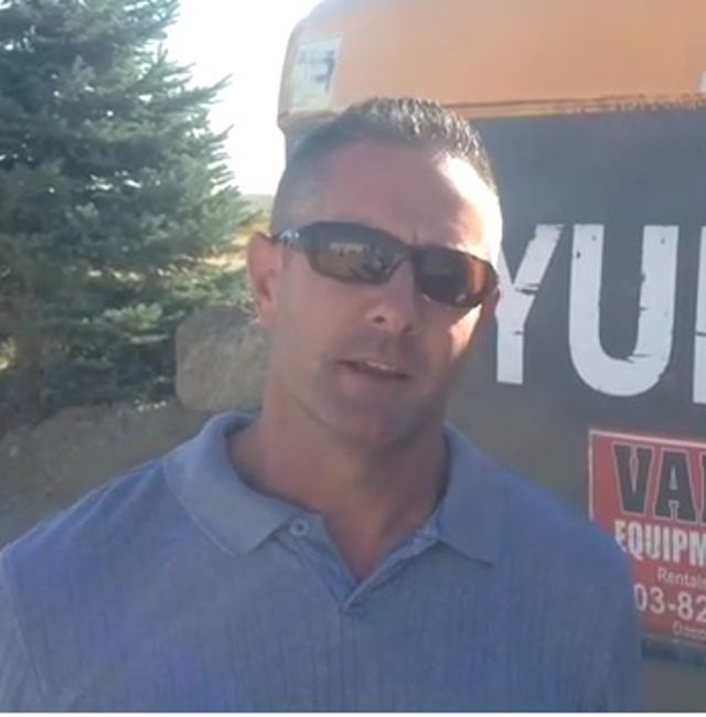 MB Testimonials: Mr. Cally Nordstrom from Van's Equipment Company