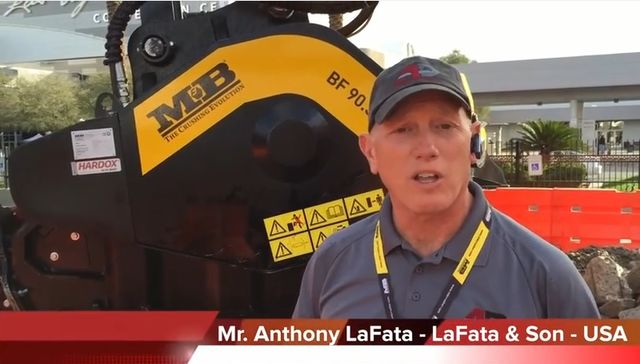 MB Testimonials: Mr. Anthony LaFata of LaFata & Son